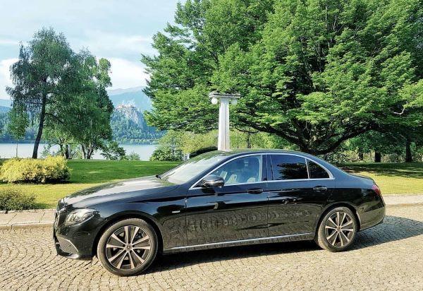 rental of Mercedes-Benz E Class or similar business-class cars