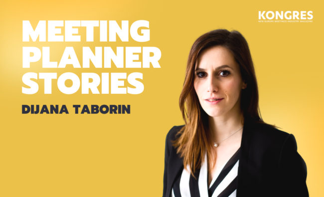DIJANA TABORIN, Product Manager – Event Organiser at Go Green